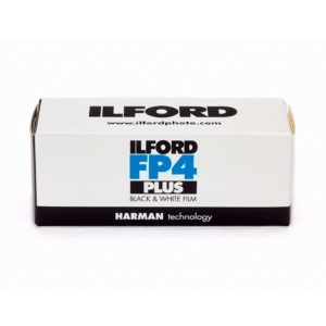Ilford FP4 Plus 125 (120)
