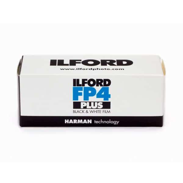 Ilford FP4 Plus 125 (120)