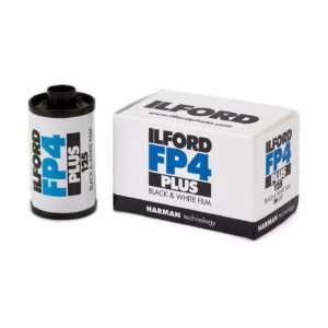 Ilford FP4 Plus 125 (135)