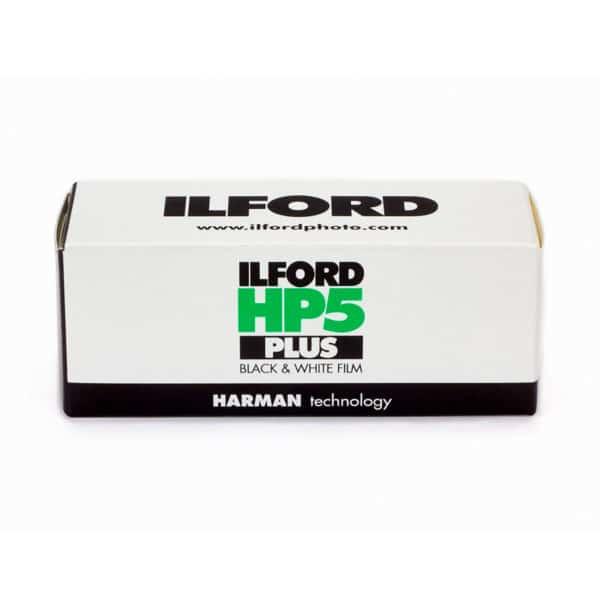 Ilford HP5 Plus 400 (120)