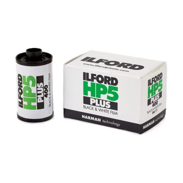 Ilford HP5 Plus 400 (135)