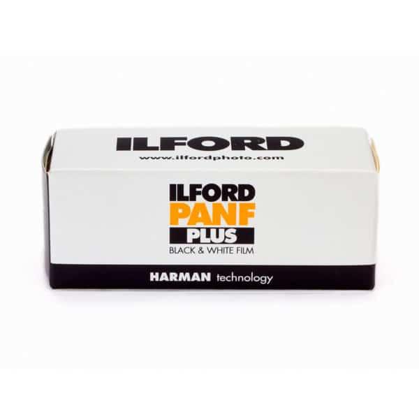 Ilford PAN F Plus 50 (120)