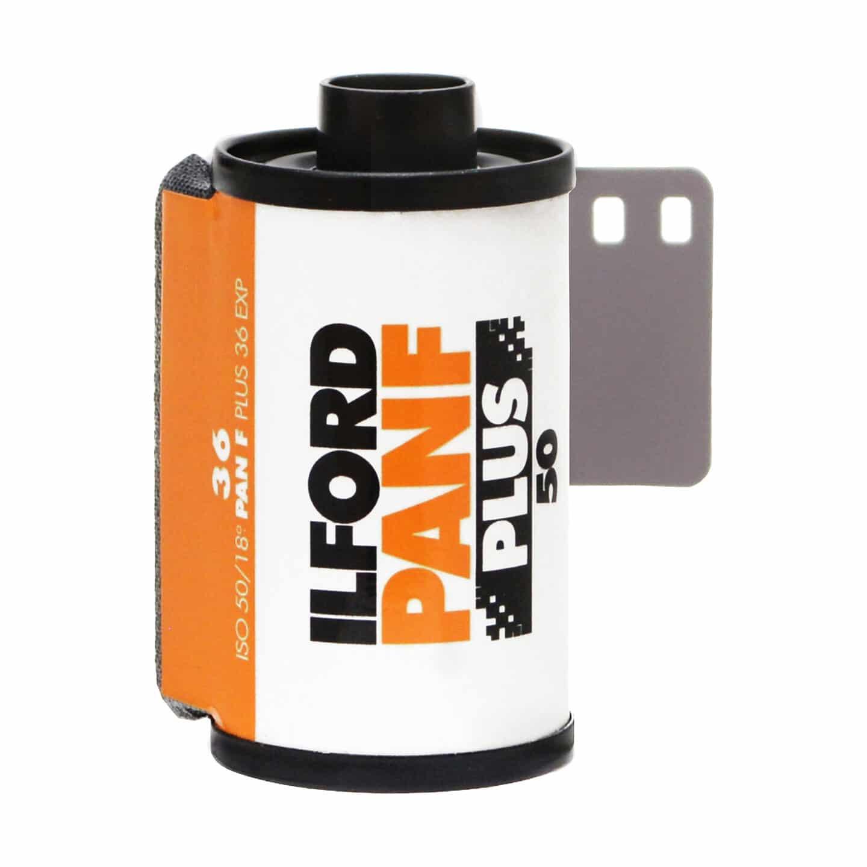 Ilford PAN F Plus 50 (135)