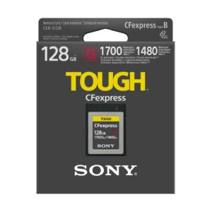 Sony CFexpress Typ B : 128GB