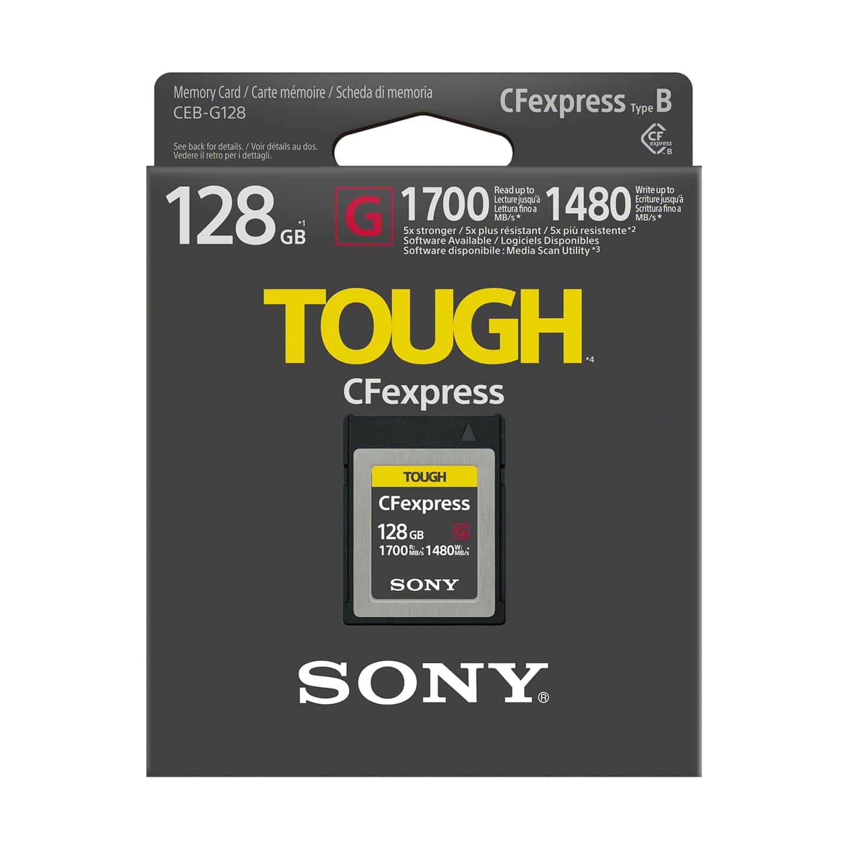 Sony CFexpress Typ B : 128GB