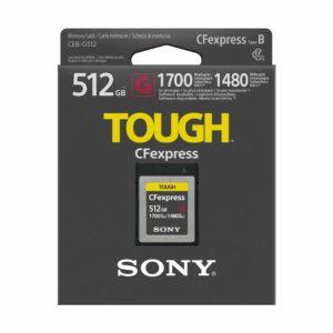 Sony CFexpress Typ B : 512GB