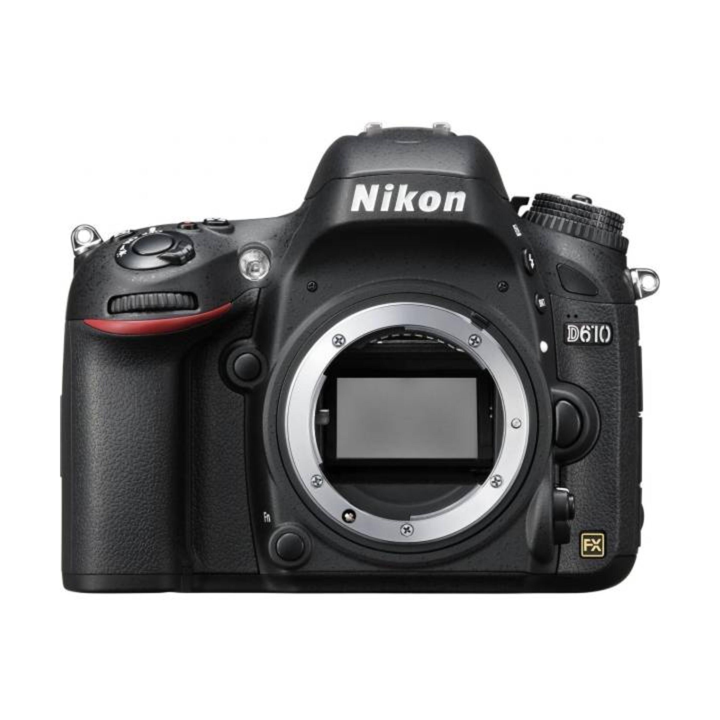 Nikon D610 + AF-S 24-120mm G ED VR