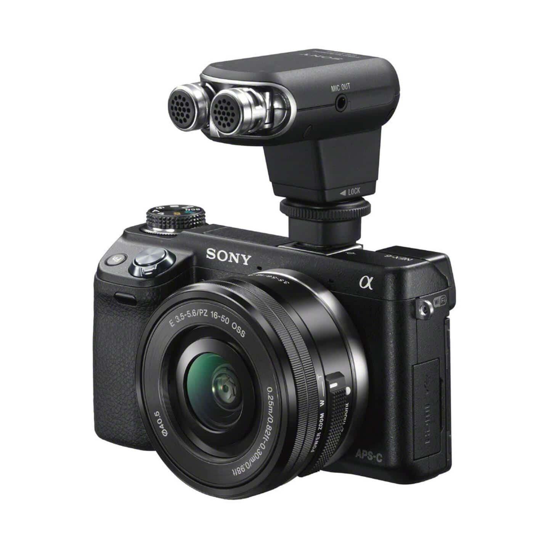 Sony ECM-XYST1M Shotgun Mikrofon