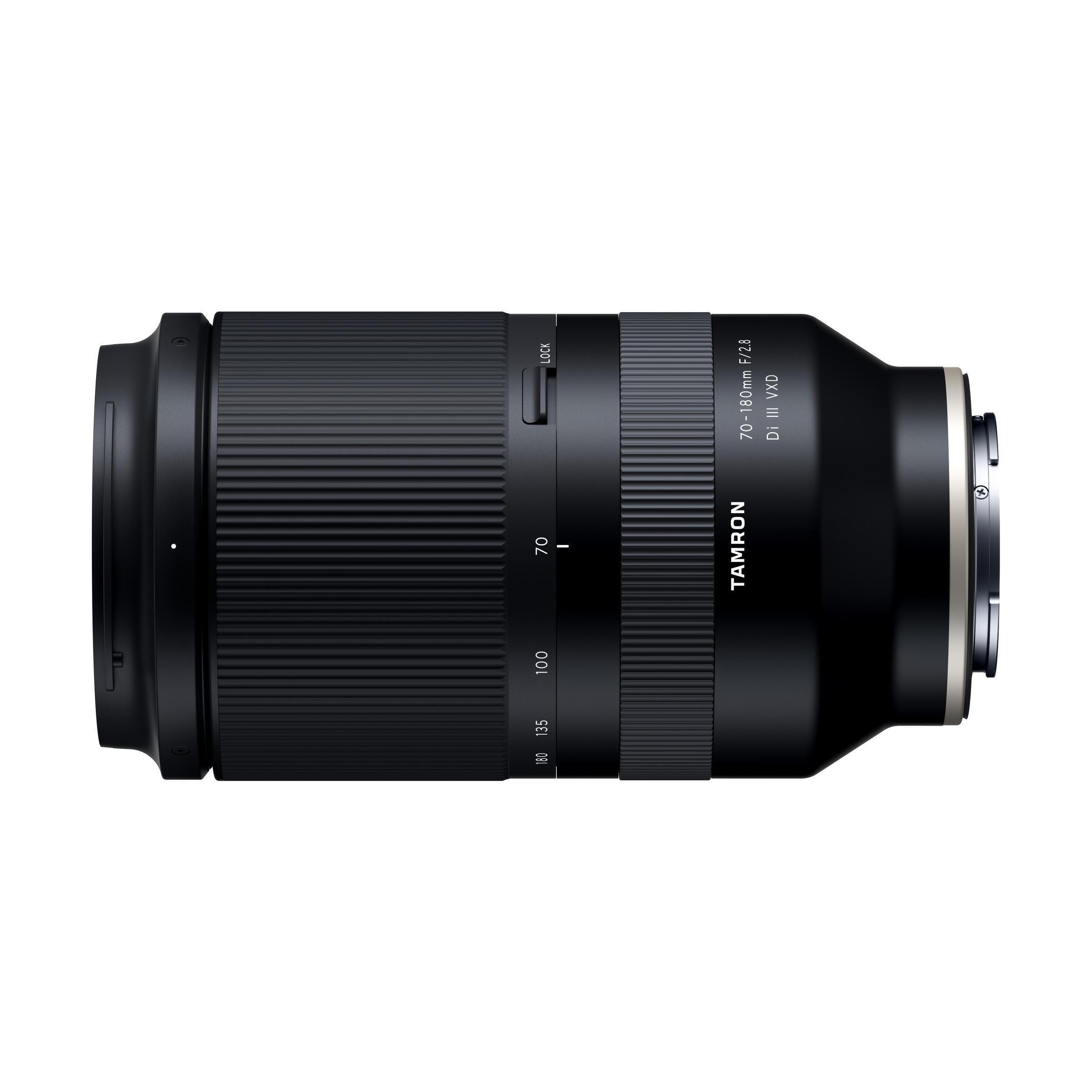 Tamron 70-180mm f/2,8 Di III VXD : Sony FE