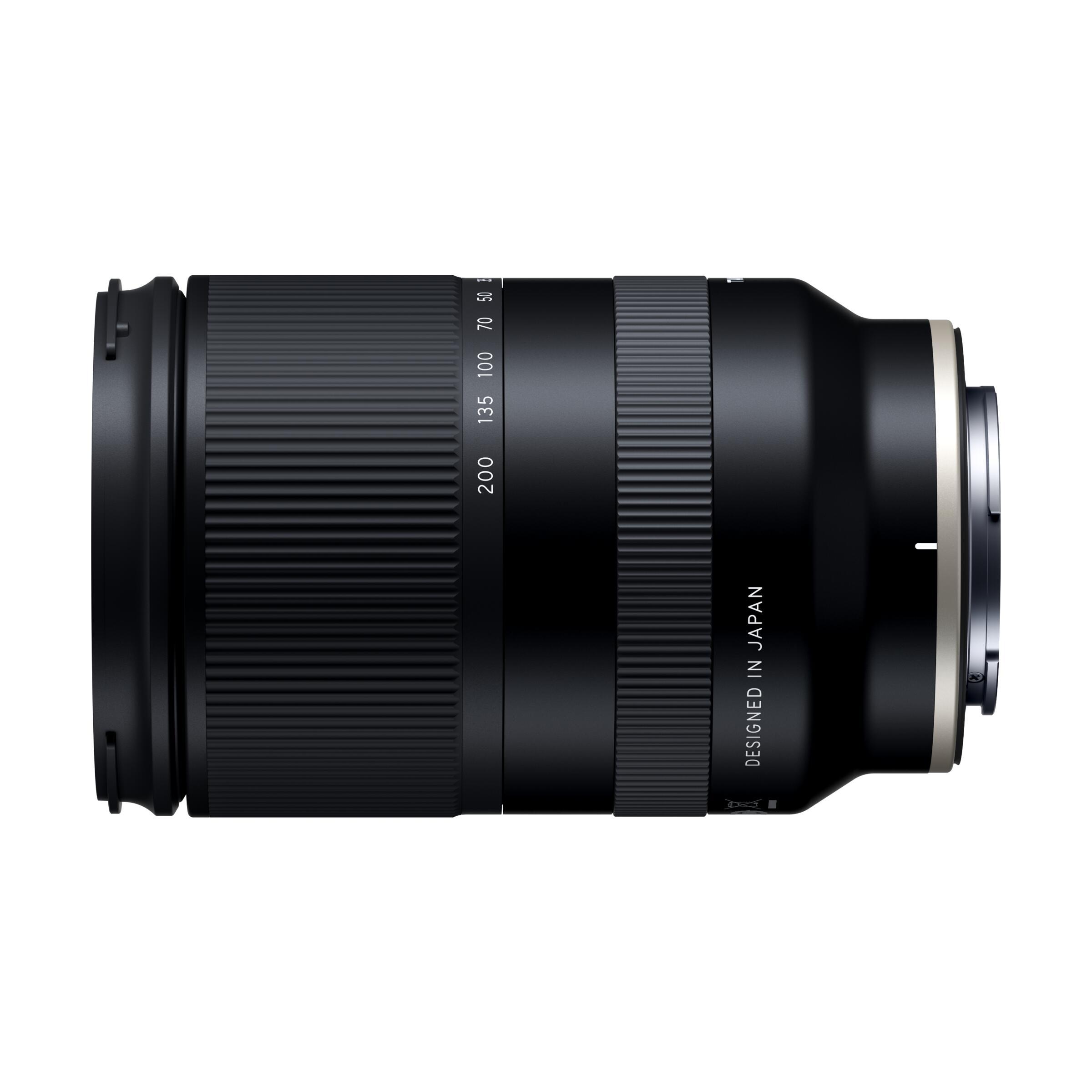 Tamron 28-200mm f/2,8-5,6 Di III RXD : Sony FE
