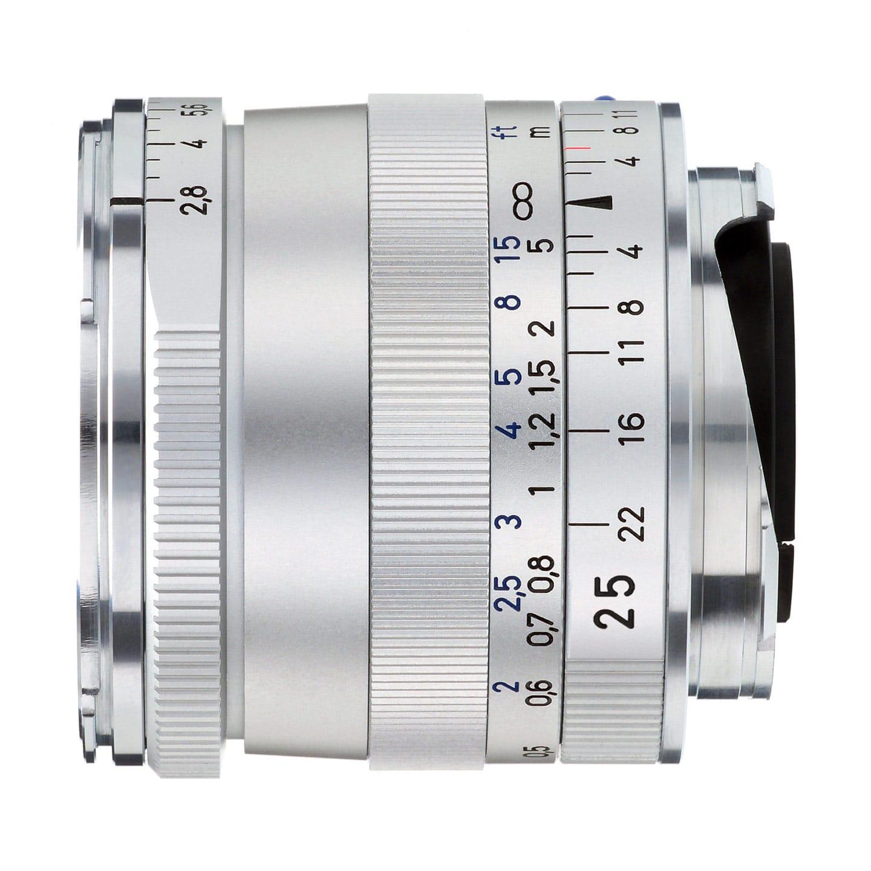 Zeiss Biogon T* 25mm f/2,8 ZM