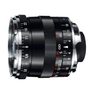 Zeiss Biogon T* 25mm f/2,8 ZM : Leica M : Schwarz