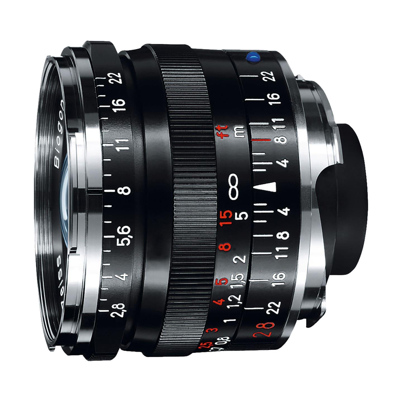 Zeiss Biogon T* 28mm f/2,8 ZM : Leica M : Schwarz