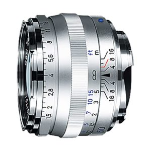 Zeiss C Sonnar T* 50mm f/1,5 ZM : Leica M : Silber