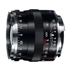 Zeiss Planar T* 50mm f/2,0 ZM : Leica M : Schwarz