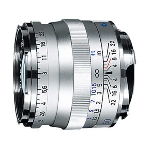 Zeiss Planar T* 50mm f/2,0 ZM : Leica M : Silber