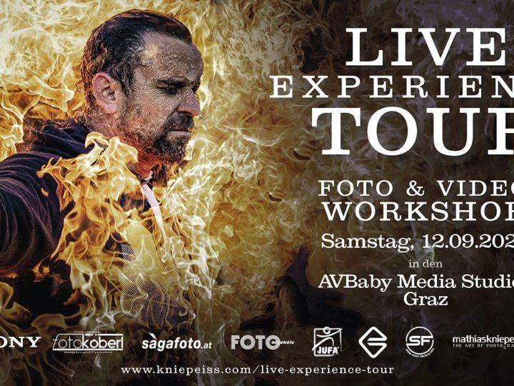 Stuntworkshop: Live Experience Tour