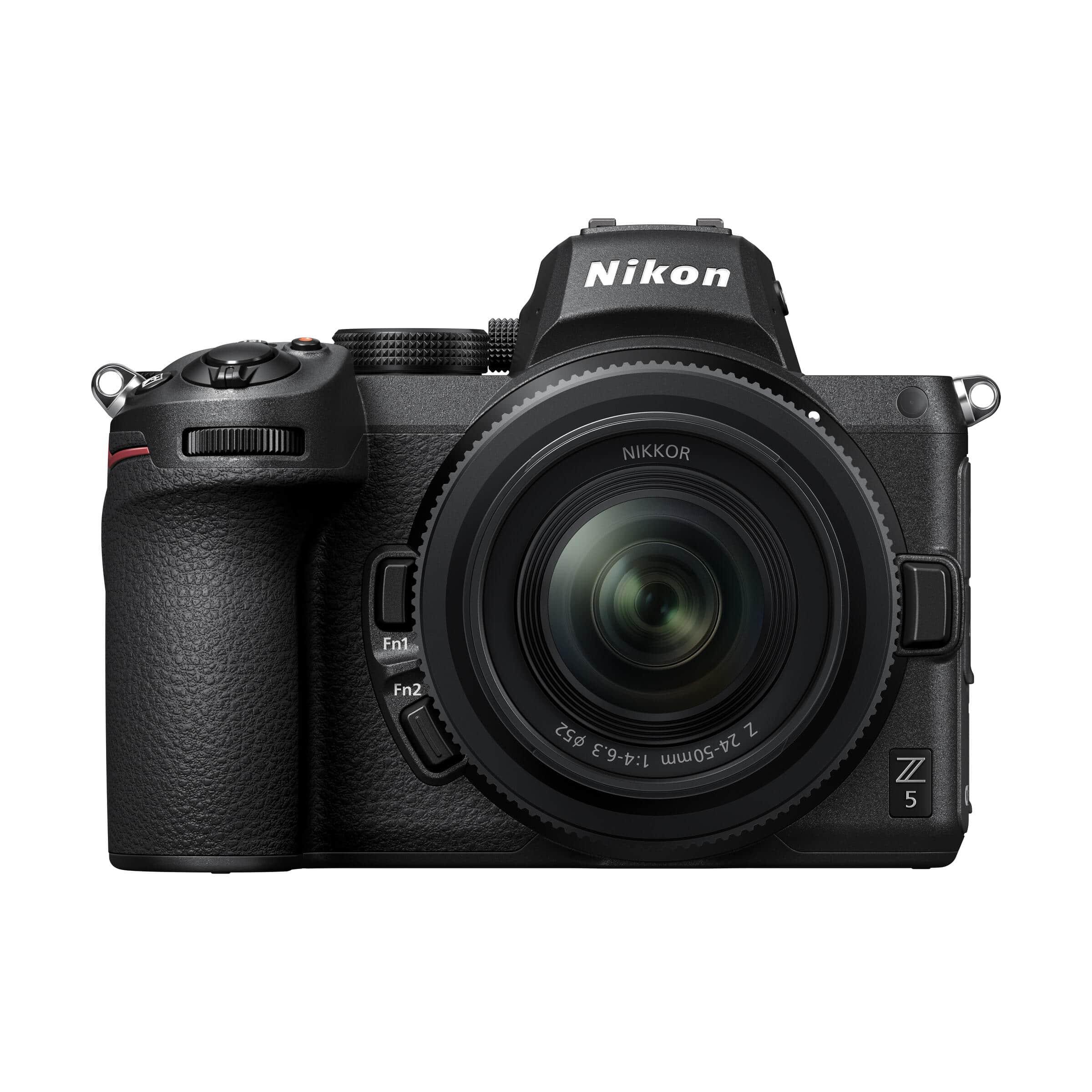Nikon Z 5 + Z 24-50mm f/4-6,3