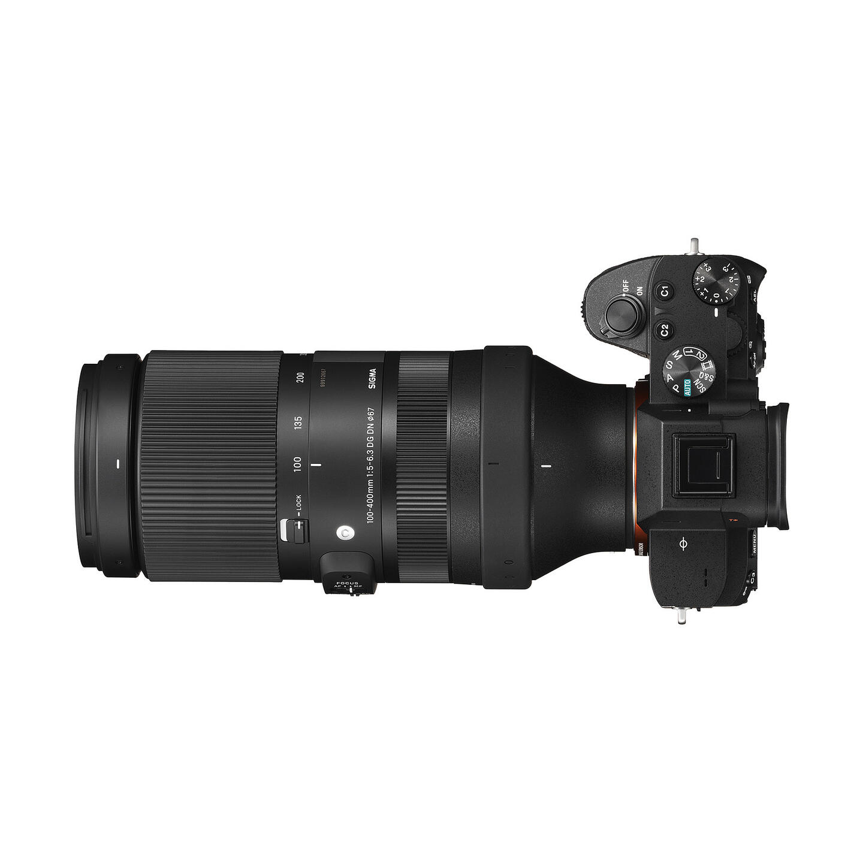 Sigma 100-400mm f/5-6,3 DG DN OS für Sony E