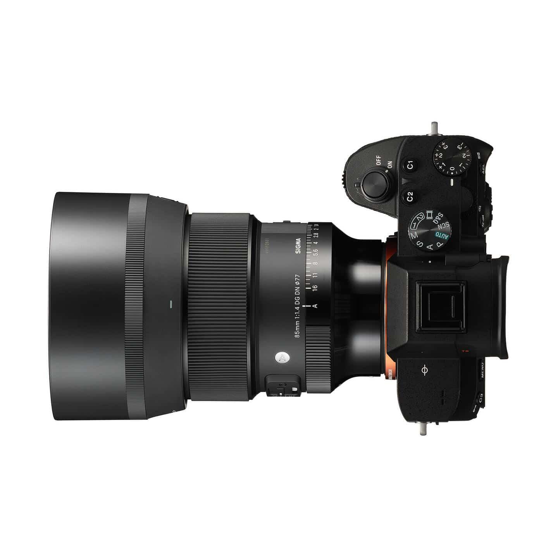 Sigma 85mm f/1,4 DG DN Art für Sony E