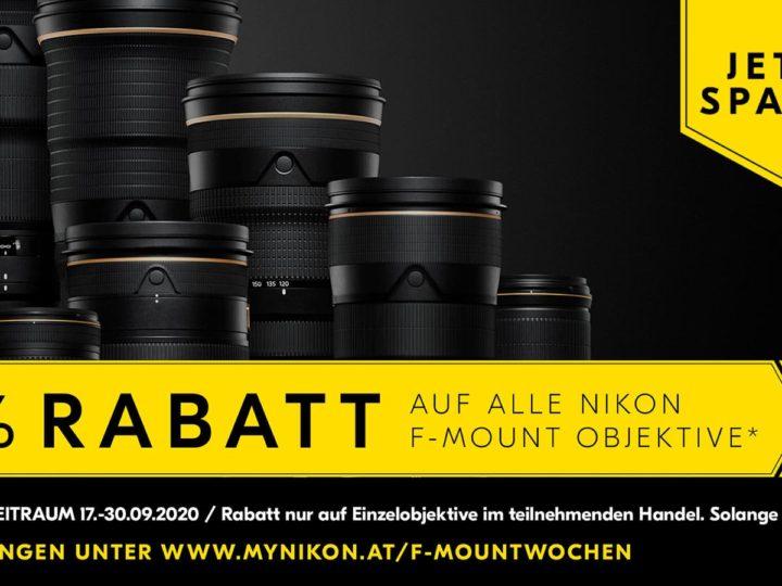 Nikon F Wochen