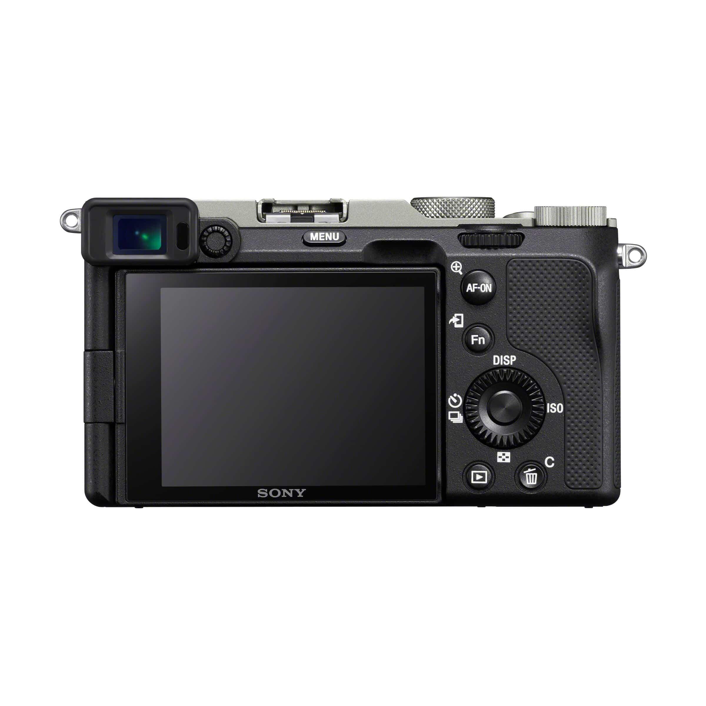 Sony Alpha 7C : silber