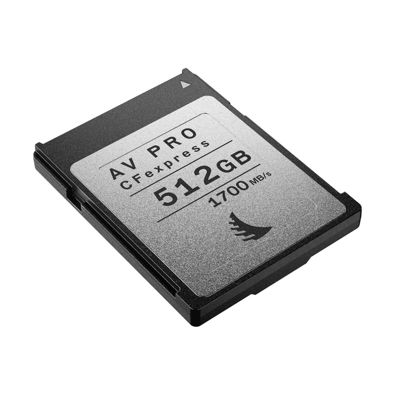 Angelbird AV PRO CFEXPRESS B : 512GB