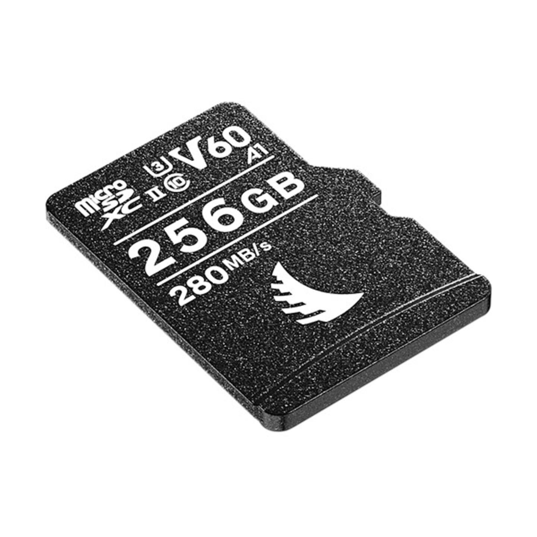 Angelbird AV PRO MICROSD V60 UHS-II : 256GB