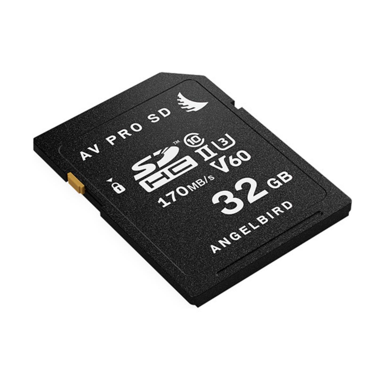 Angelbird AV PRO SD MK2 V60 UHS-II : 32GB