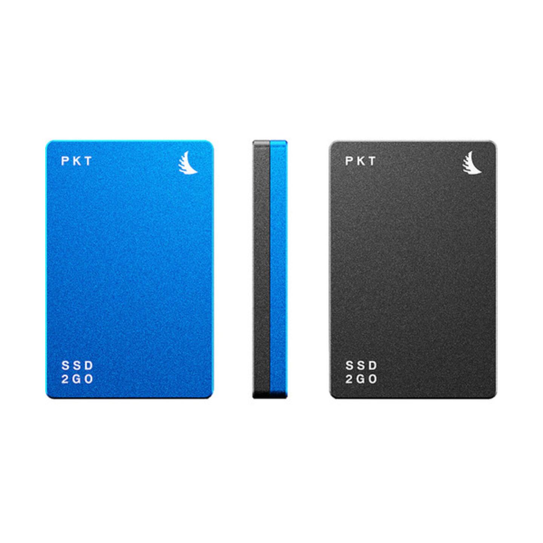 Angelbird SSD2GO PKT MK2 Blue : 2TB