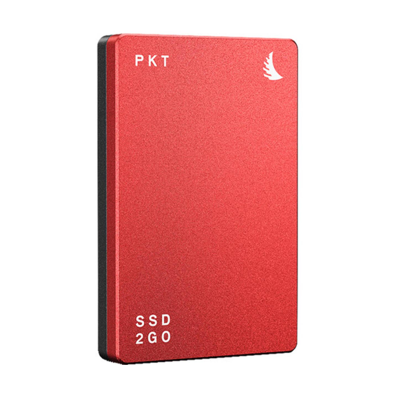 Angelbird SSD2GO PKT MK2 Red : 512GB