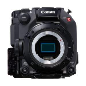 Canon EOS C300 Mark III