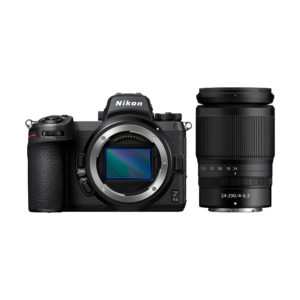 Nikon Z 6II + Z 24-200mm f/4,0-6,7 S