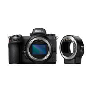 Nikon Z 7II + FTZ Bajonett Adapter