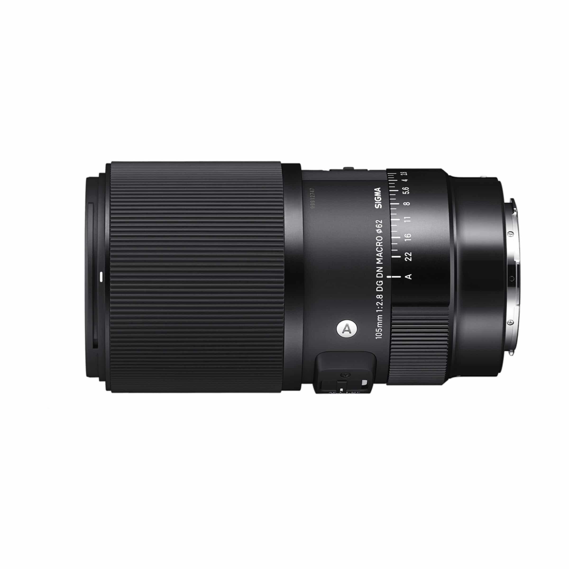 Sigma 105mm f/2,8 DG DN Macro Art für Sony E