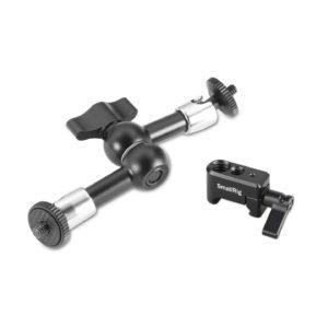 SmallRig 2028 NATO-Klemme mit Magic Arm Zubehöranschluss bis 2,8 kg