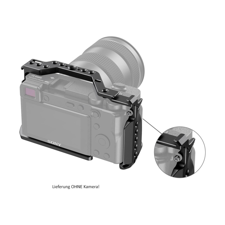SmallRig CCS2494 Cage für Sony A6600