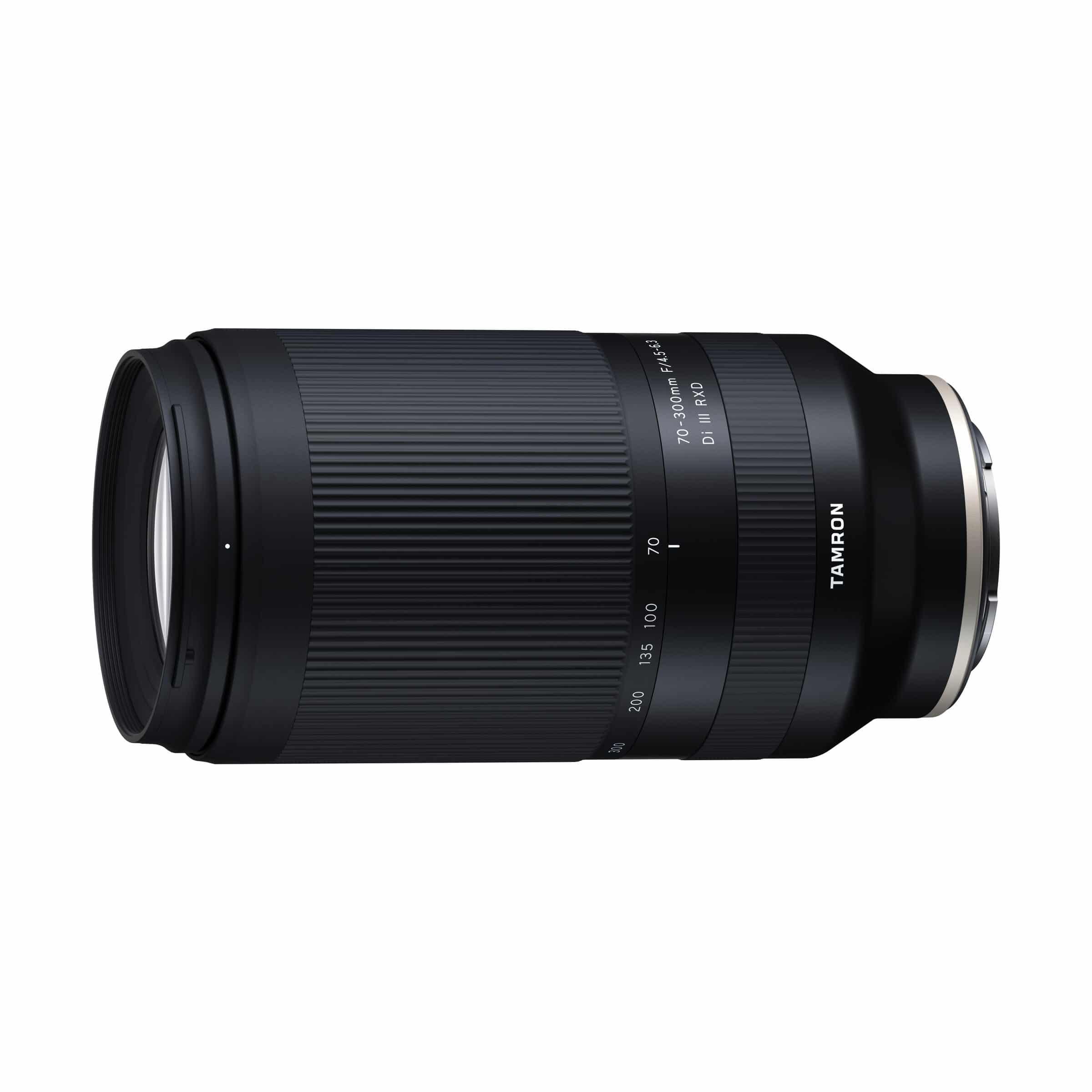 Tamron 70-300mm f/4,5-6,3 Di III RXD : Sony FE