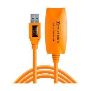 Tether Tools TetherPro USB 3.0 Kabel - aktive Verlängerung : Orange