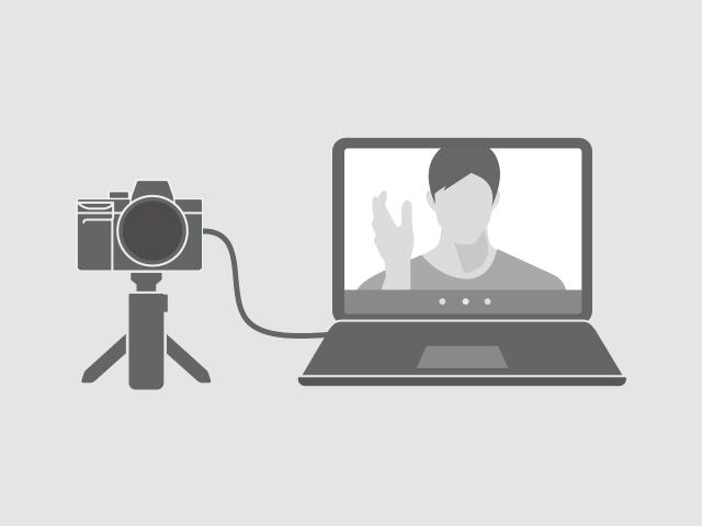 Digitalkamera als Webcam nutzen