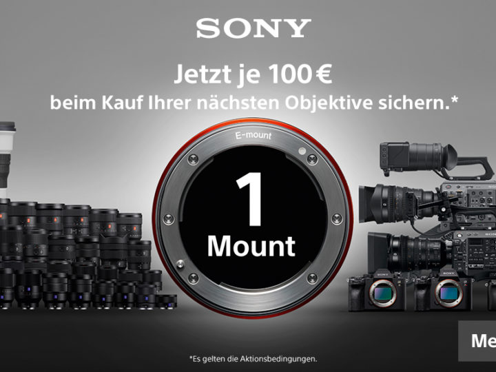 Sony 'Welcome to Alpha' Promotion