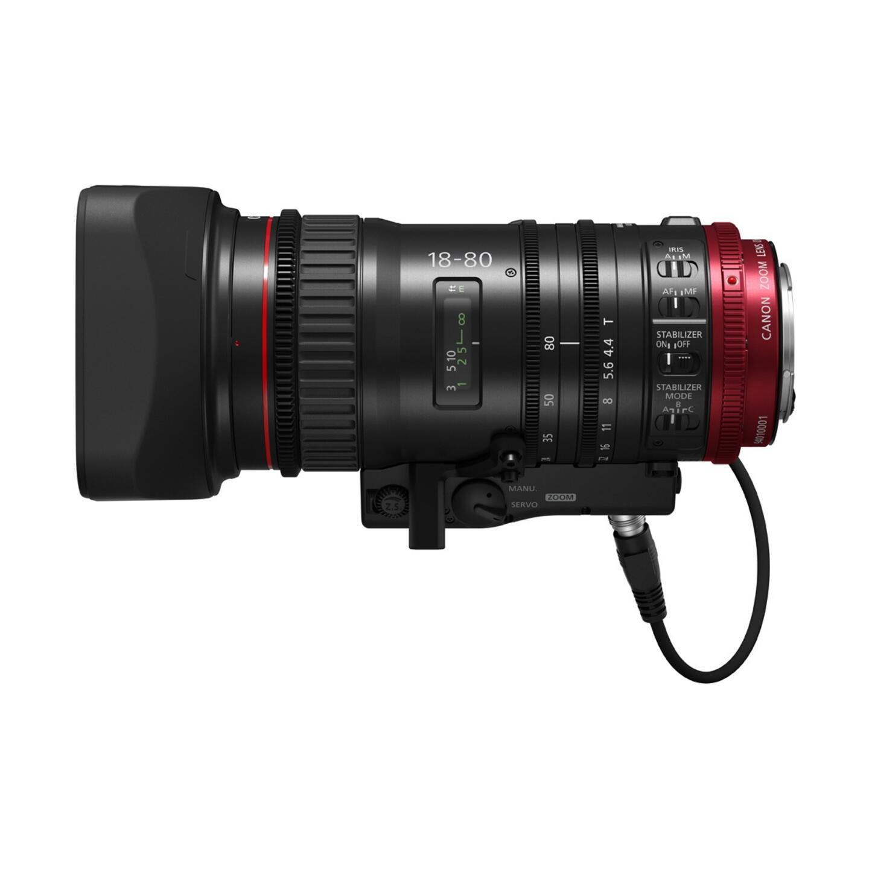 Canon CN-E 18-80mm T4,4 L IS KAS S