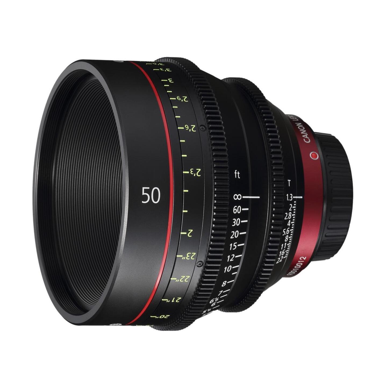 Canon CN-E 50mm T1,3 L F