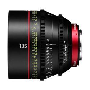 Canon CN-E 135mm T2,2 L F