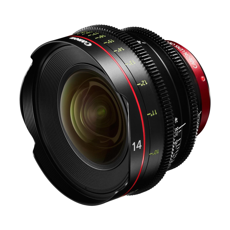 Canon CN-E 14mm T3,1 L F