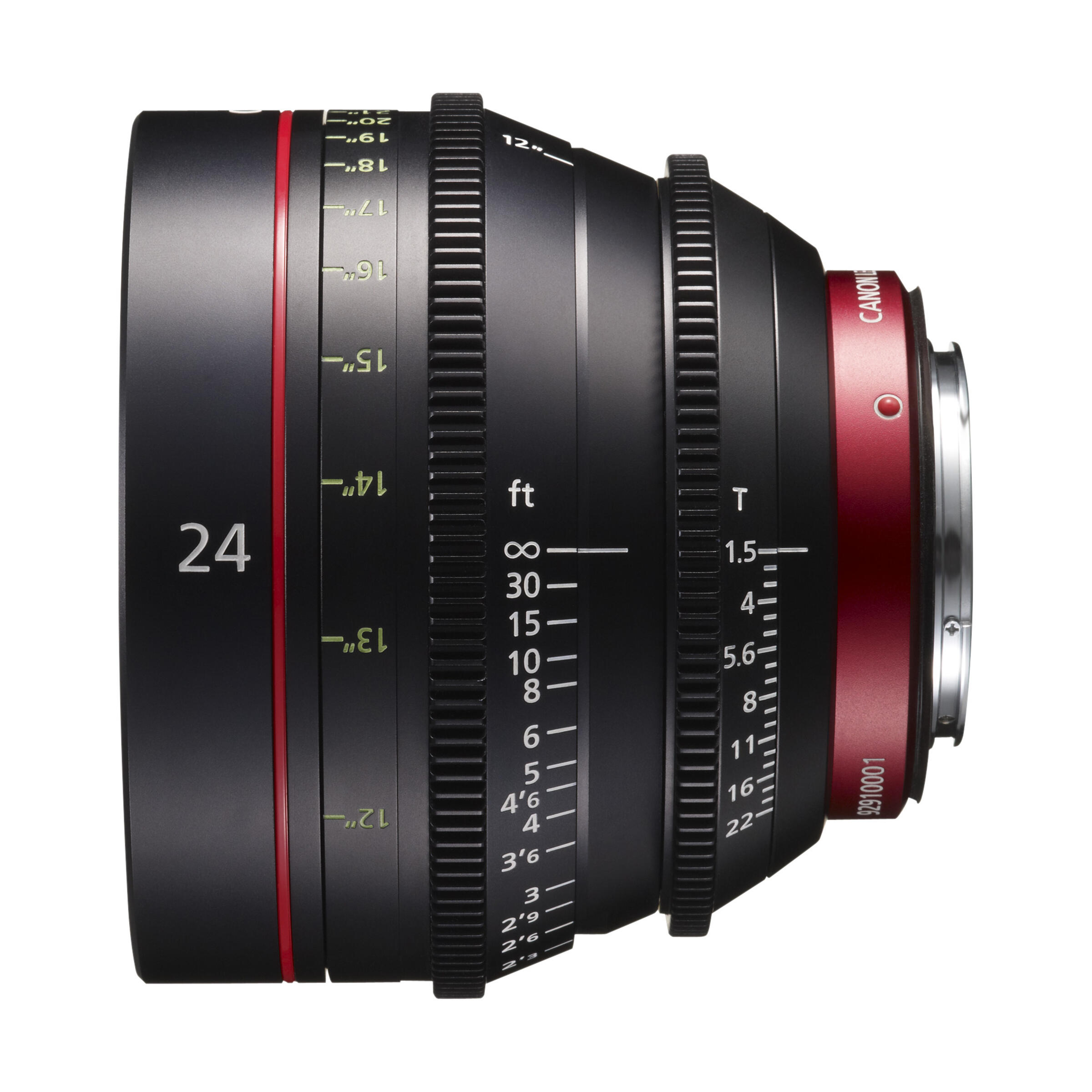 Canon CN-E 24mm T1,5 L F