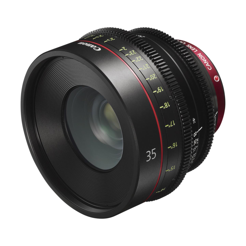 Canon CN-E 35mm T1,5 L F