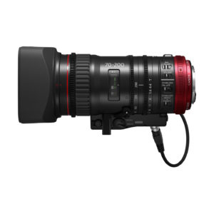 Canon CN-E 70-200mm T4,4 L IS