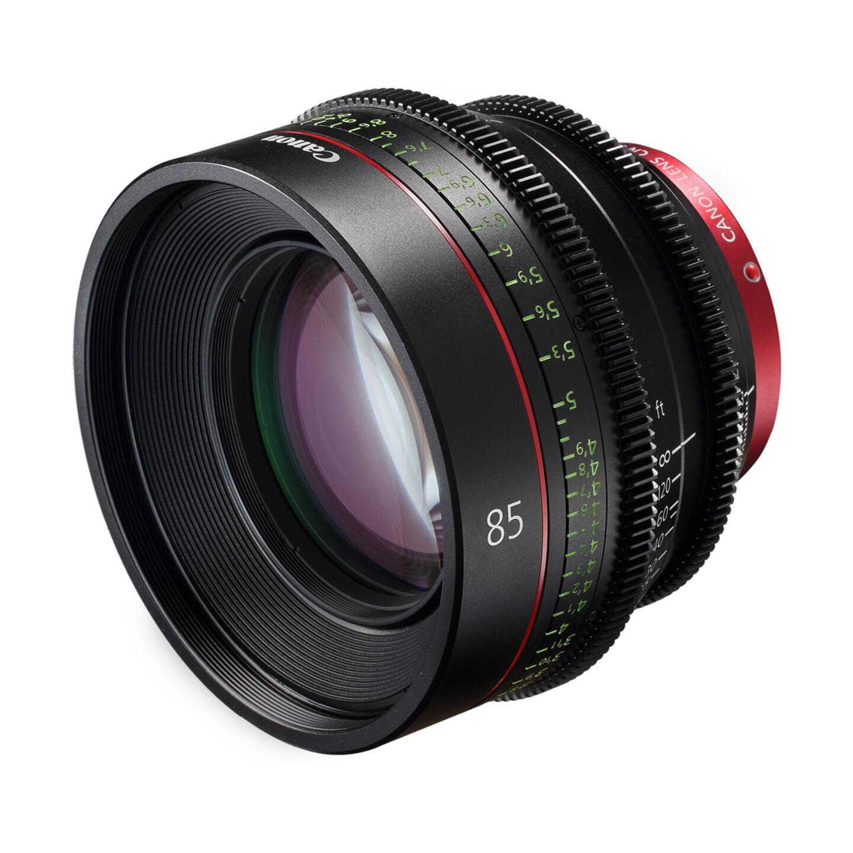 Canon CN-E 85mm T1,3 L F