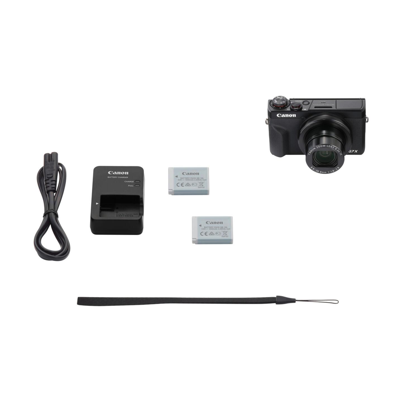 Canon PowerShot G7 X Mark III Battery Kit : schwarz